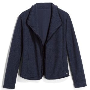NWT Andrew Marc Performance Becket knit jacket
